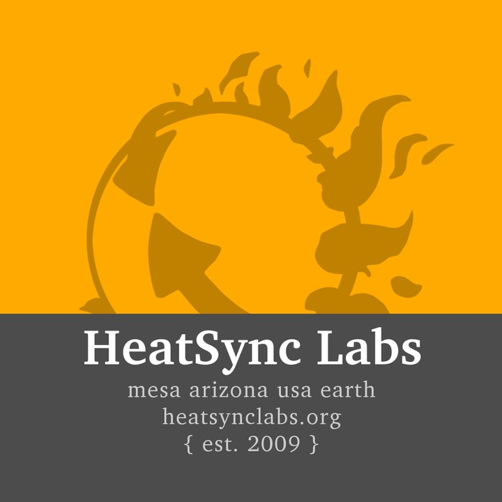 Lunch and Learn at <strong>HeatSync Labs</strong>